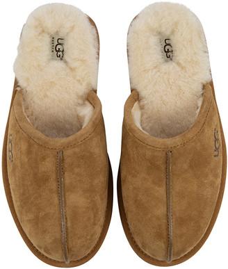 UGG Men's Scuff Slippers - Chestnut - UK 12
