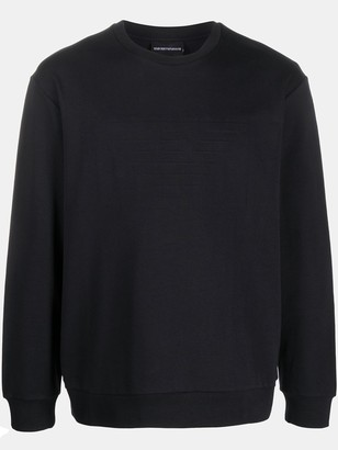 Emporio Armani Relaxed Fit Sweatshirt