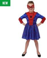 Marvel Spidergirl Fancy Dress Costume - 3-4 Years