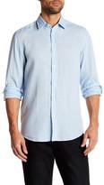 HUGO BOSS Lukas Linen Shirt