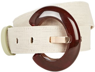 Lizzie Fortunato Sofia Linen Belt