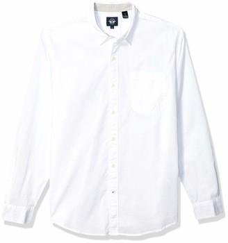 Dockers Long Sleeve Alpha Button Down Shirt