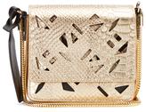 Kenzo Women's Essentials Mini Cross Body Bag Gold