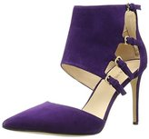 Nine West Women's Trustme Suede dress Pump