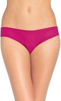 Commando Women's 'Active' Perforated Sport Thong