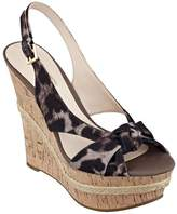 GUESS Women's Delilan Printed Wedges