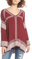 Tularosa Women's Therone Embroidered Tunic