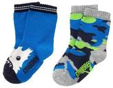 Gymboree Yeti & Camo Socks