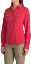 Columbia Saturday Trail III Omni-Wick® Shirt - UPF 40, Long Sleeve (For Women)