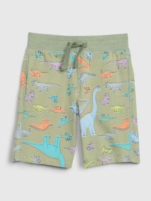 Gap Toddler Print Pull-On Shorts