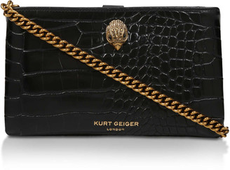 Kurt Geiger London EAGLE POUCH WITH CHAIN