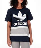adidas Women's Originals Boyfriend Trefoil T-Shirt