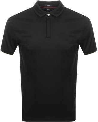 HUGO BOSS Boss Business CNY Press Polo T Shirt Black