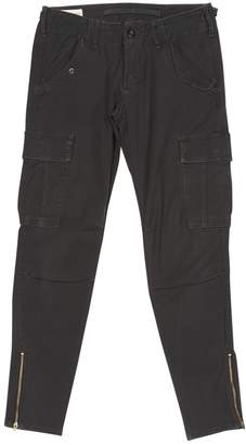 Denim & Supply Ralph Lauren Grey Cotton Trousers
