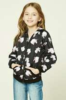 Forever 21 FOREVER 21+ Girls Unicorn Jacket (Kids)