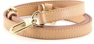 Louis Vuitton Adjustable Shoulder Strap Vachetta Leather 16mm