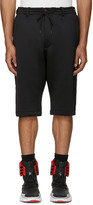 Y-3 Black Spacer Shorts
