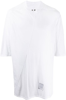 Rick Owens plain oversized T-shirt