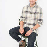 Roots Mackinaw Flannel Shirt