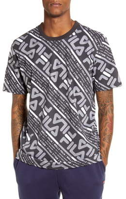 Fila Calvin Logo T-Shirt