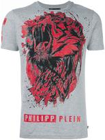 Philipp Plein 'Lion Roar' T-shirt