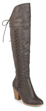 Journee Collection Spritz Over The Knee Boot