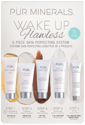 Pur Wake Up Flawless 5-piece Skin-Perfecting System