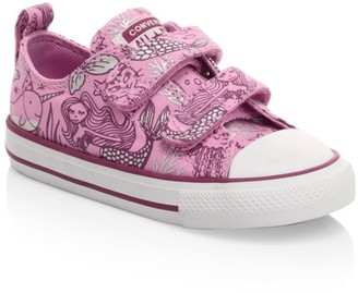 Converse Baby's & Little Girl's Chuck Taylor All Star Ox Printed Sneakers