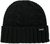 MICHAEL Michael Kors Links cable cuff hat
