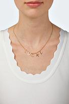 Jennifer Zeuner Jewelry Larissa Necklace in Yellow