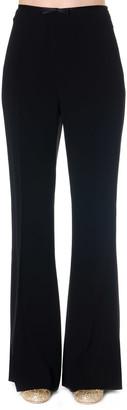 Miu Miu Black Classic Flared Pants