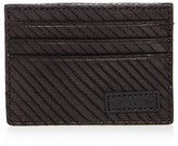 John Varvatos Leather Card Case