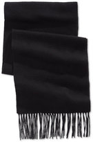 Club Room Solid Cashmere Scarf, Only at Macy's