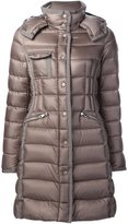 Moncler 'Hermine' padded jacket - women - Feather Down/Polyamide - 00