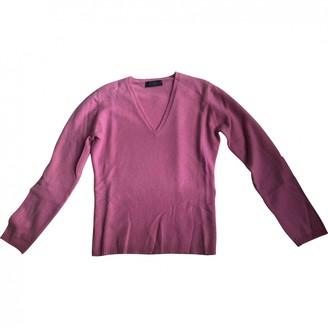 Hobbs Pink Cashmere Knitwear for Women