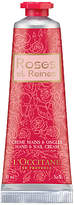 L'Occitane Rose et Reines Hand & Nail Cream, 30ml