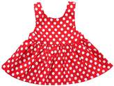 Kids Tales Toddler Kid Baby Girls Summer Polka dots Sleeveless Skirt Dresses