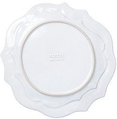 Vietri Incanto Baroque Stoneware Dinner Plate