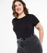 Thumbnail for your product : New Look Curves Plain T-Shirt