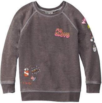 Junk Food Clothing Patch Sweatshirt