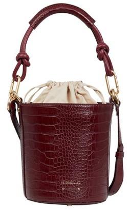Vanessa Bruno Mini Holly bucket bag