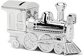 Edgehill Collection Silver Train Bank
