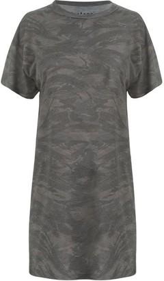 Firetrap Blackseal Camo T Shirt Dress