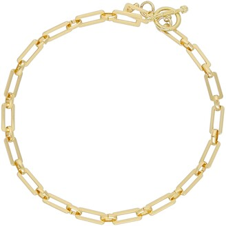 Ettika Rectangle Chain Necklace