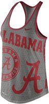 Nike Women's Alabama Crimson Tide Dri-Blend Tank