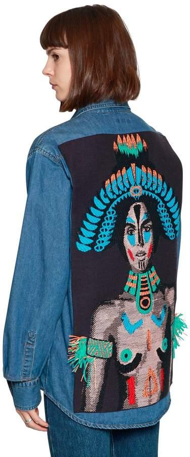 Couture Forte Dei Marmi New Kate Denim Jacket