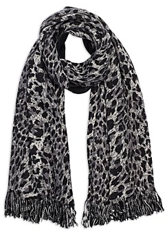 Echo Oversized Animal Print Wrap - 100% Exclusive