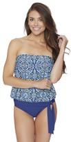 Athena Cabana Solids Mid-waist Bikini Bottom