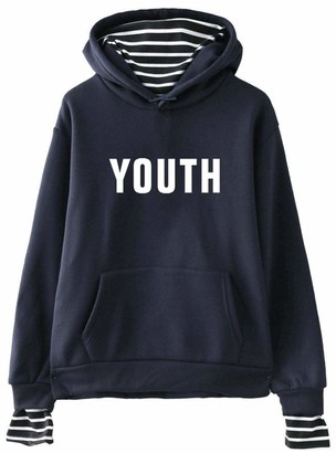 Silver Basic Ladies Hoodie Shawn Mendes 98 Long Sleeve Pullover Sweatershirt Casual Sports OutfitsS
