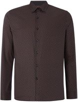 Peter Werth Men's Warden Floral Print Stretch Cotton Shirt